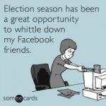 Facebook emerges as launch pad for candidates