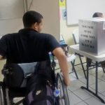 Special needs voters trained in casting ballots